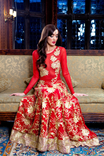 Indian-bride