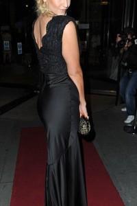 Catherine black dress